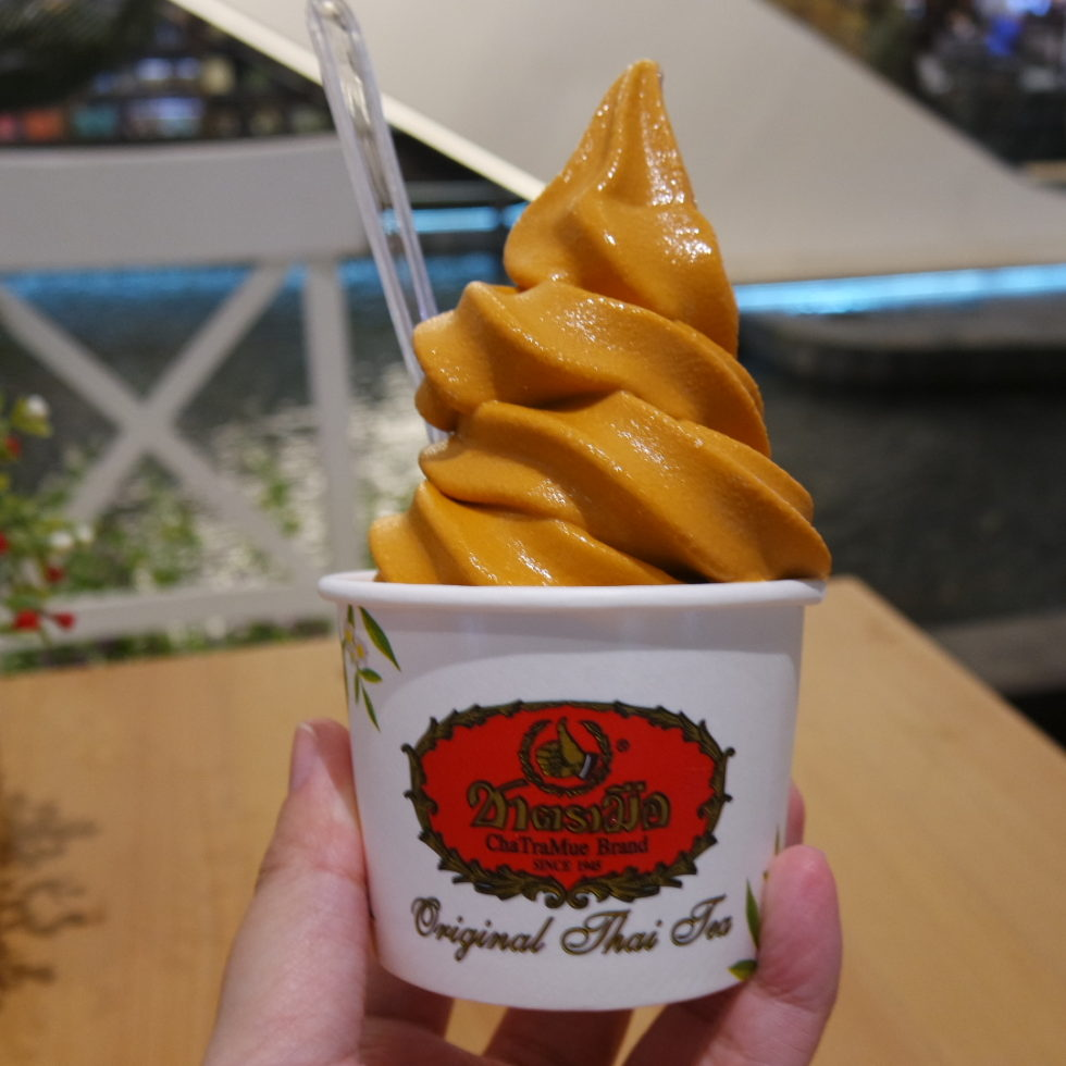 ChaTraMue Cha Thai Soft Serve